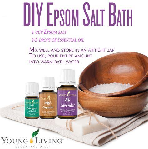 10 Day Detox Epsom Salt Bath by Diy Epsom Salt Bath Ingredients 1 Cup Epsom Salt 10 Drops