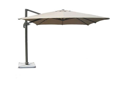 Large Offset Patio Umbrellas White Offset Patio Umbrellas Images Frompo
