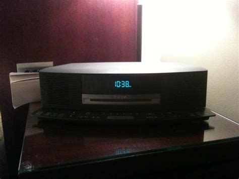 desk radio cd player bose cd player radio on bedside picture of sofitel