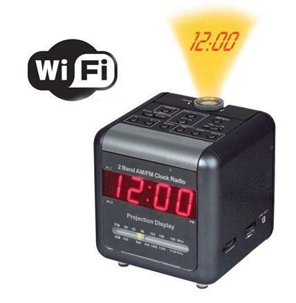 wifi alarm clock radio