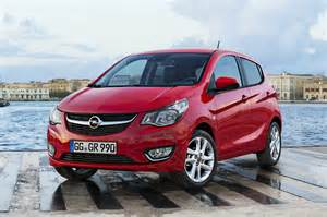 Where Is Opel From 2016 Opel Karl Gm Authority