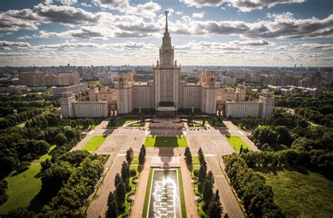 Masters Mba In Russia by Top 5 Universities For Foreigners In Moscow Russiafeed