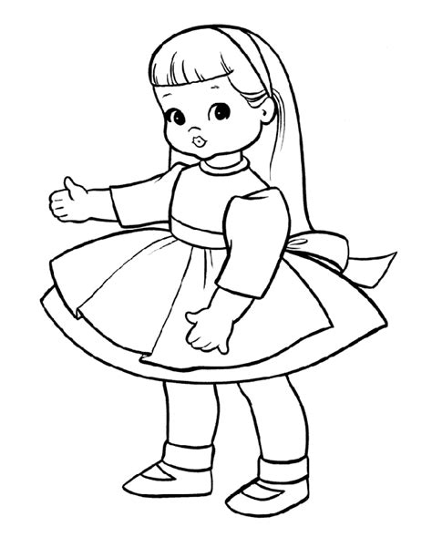 coloring pages baby dolls coloring pages cartoon baby doll az coloring pages