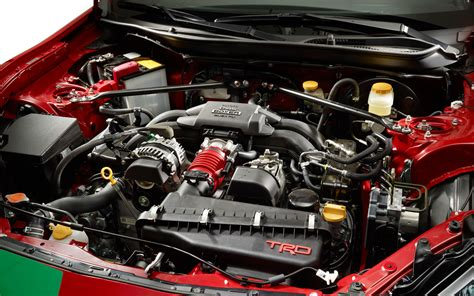 toyota car engine image from http image motortrend com f wot lights camera