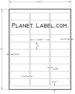 avery labels 5160 free template