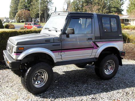 1988 Suzuki Samurai Specs Bigredmustang109 1988 Suzuki Samurai Specs Photos