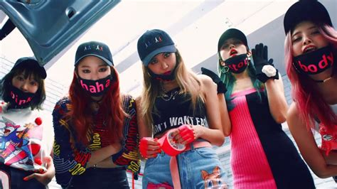 Colors That Go With Pink by Exid Is Edgy But For Their New Single Quot Pink Quot