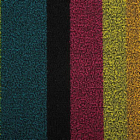 multicolor shag rug buy chilewich large stripe shag rug multi 61x91cm amara