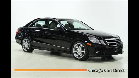 Mercedes E350 2010 by Chicago Cars Direct Presents A 2010 Mercedes E350