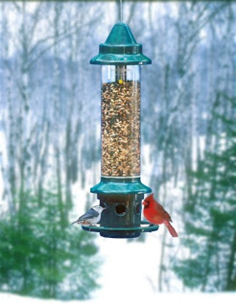 wild birds unlimited do you sell squirrel proof feeders