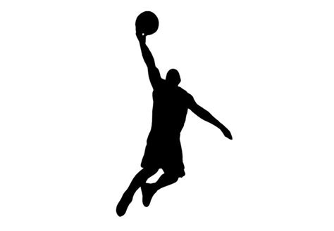 Turquoise Home Decor by Basketball Player 01 Wall Sticker Great Sports