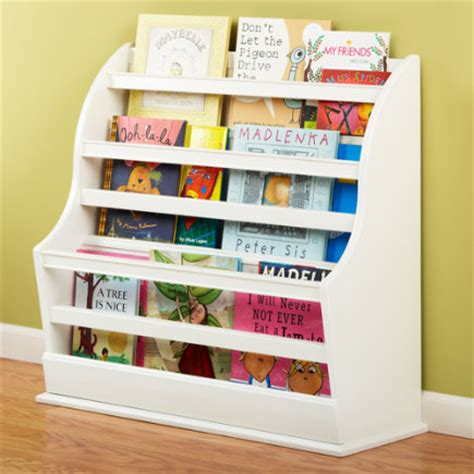 Bookcases Kids Room Decor Childrens White Bookcase