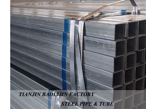 galvanised box section steel galvanized box section tube buy astm precision steel