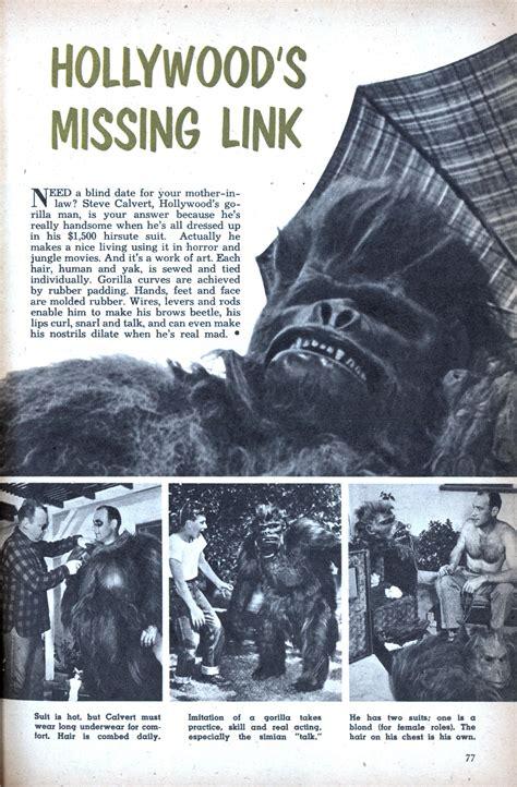 Steven Is The Missing Link by Steven Calvert Volvoab