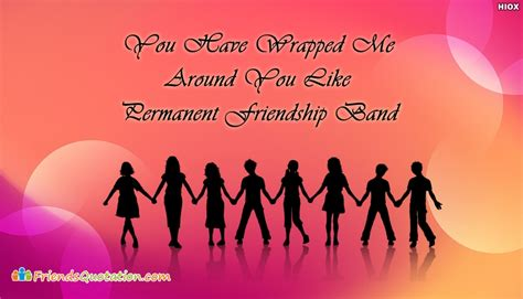 Permanent Friendship Quotes
