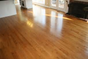 Floor It by Quot My Floors Are New Again Quot Buff Amp Coat Hardwood Floor