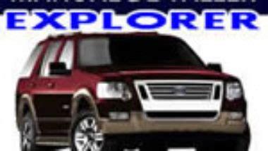 Ford Ranger 98 99 00 01 Manual De Reparacion Y Servicio