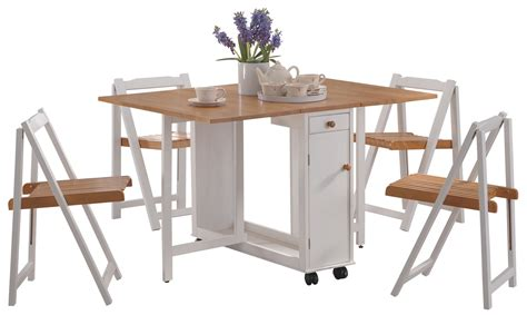 compact folding table compact folding dining table buy compact four seater