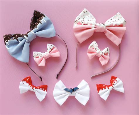Handmade Bows For Hair - s style bow kuma handmade hair bow product review