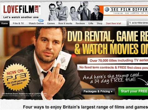 lovefilm dvd amazon agrees to buy lovefilm for 317m vatornews