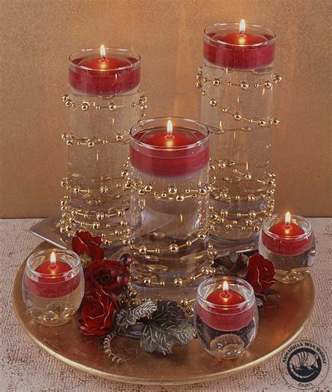 candle centerpiece ideas the daily dilla dazzling candle centerpiece ideas