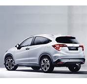 Honda HRV Has Its Turning Signals Integrated Into The Outside Rear