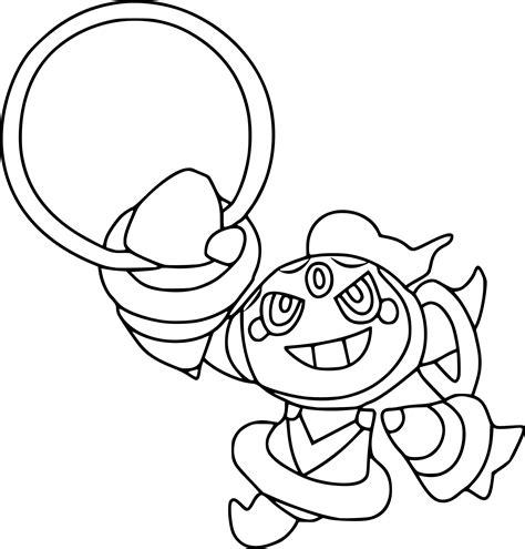 pokemon coloring pages hoopa coloriage du pokemon hoopa 224 imprimer sur coloriage de com