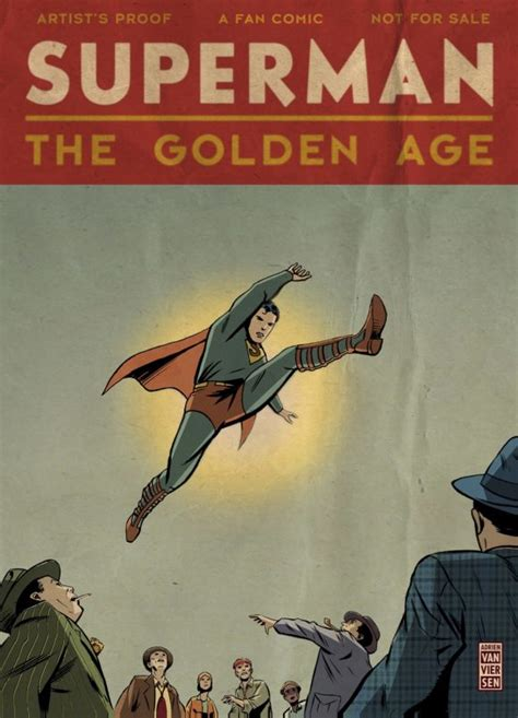 by dave stevens golden age comic book stories the curious case of when superman met the rocketeer 13th