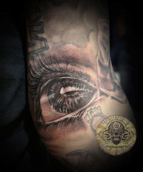 tattoo eye chest 50 crazy eye tattoos