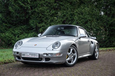 Porsche 993 Turbo S by Porsche 993 Turbo S Wlsii 295 000 Maurice Kotte
