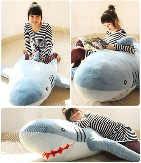 giant shark plush 20 best ideas about giant stuffed animals on pinterest