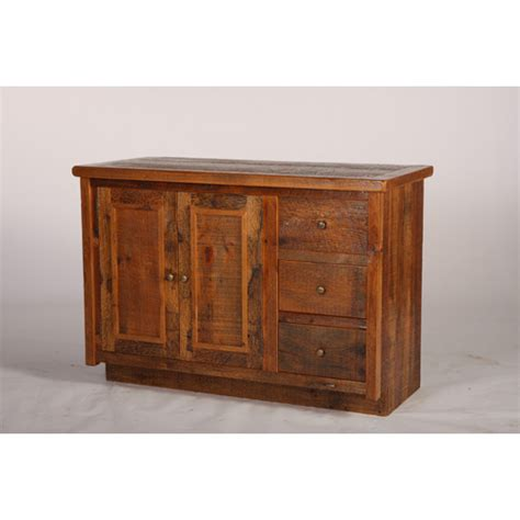 stony 2 door 3 drawer vanity with wood top green