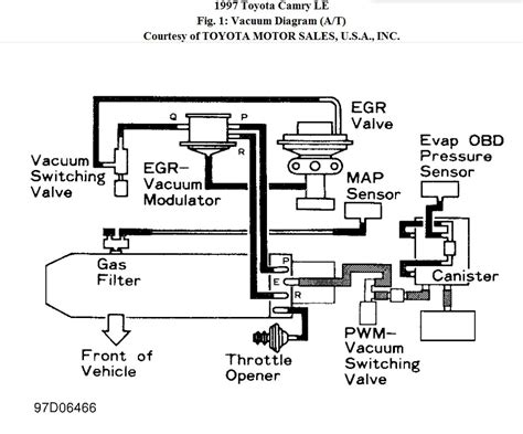 1997 toyota camry spark wire diagram 41 wiring