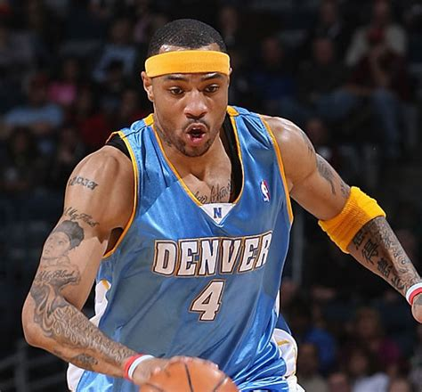 nba all kenyon martin and nuggets beat lakers