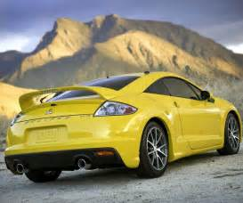Mitsubishi Eclipse Horsepower 2017 Mitsubishi Eclipse Backside To Help Output Carbuzz Info
