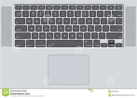 Keyboard Laptop Notebook black keyboard of white laptop stock images image 35061784