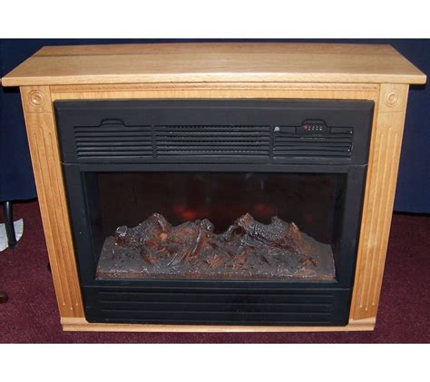Rustic Interior Design With Light Oak Wood Amish Electric Amish Electric Fireplace Heaters
