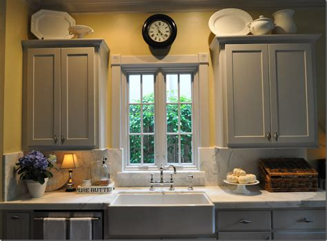 Grey Kitchen Cabinets Yellow Walls Cote De Gray Is The New Turquoise