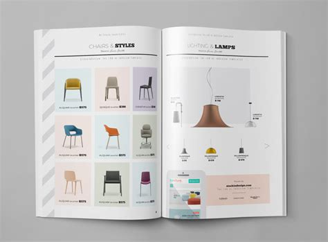 product catalog design templates free product catalog template adobe indesign templates