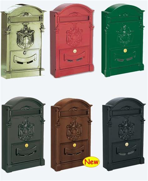 cassette della posta per esterni guarnimobili guarnizioni per mobili dal 1946 dettaglio