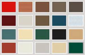tin roof colors metal roofing bunce buildings