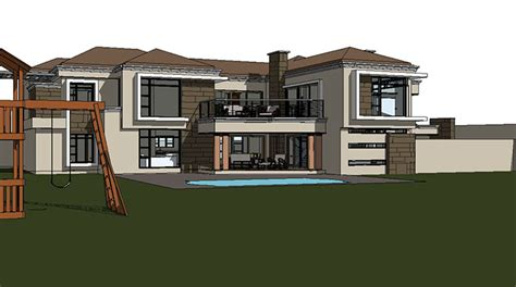 contemporary tuscan styled house design house plans sa