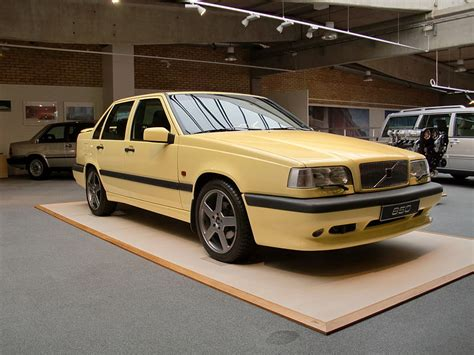 volvo 850 tr cc capsule 1995 volvo 850 t 5r a yellow bird with