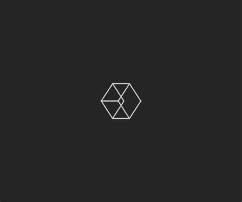 logo animation templates exo logo gif