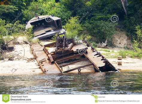 old boat and trailer old boat trailer stock image image of river boat