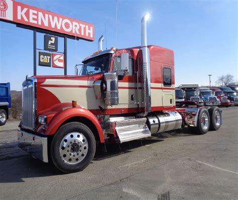 2018 kenworth w900 2018 kenworth w900