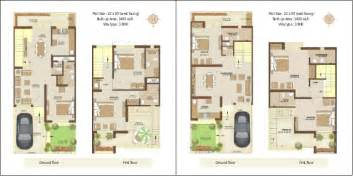 40x60 Floor Plans auric villa floor plan booklet