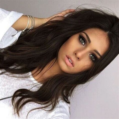 haur styles with black hair and another color in the bottom 80 brown hair color shades that flatter anyone my new