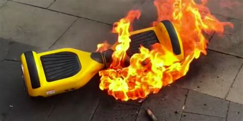 Electronic Gadget by Why Hoverboards Explode Business Insider