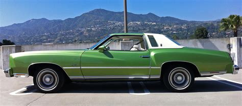 where is chevrolet manufactured the chevy monte carlo manufactured from 1970 through 2007